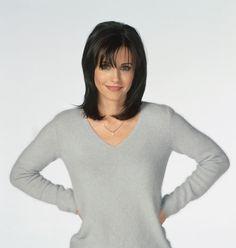 "Friends S3 Courteney Cox as ""Monica Geller"""