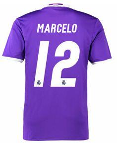 48efc225941 Real Madrid 2016 17 Away Men Soccer Jersey MARCELO  12
