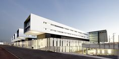 San Joan de Reus Hospital, Spain / Mario Corea Architecture, Pich-Aguilera Architecture / Photo: Adrià Goula
