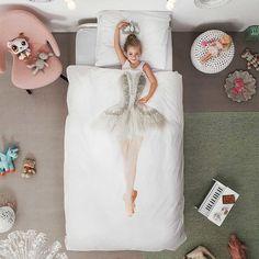 Ballerina Duvet Cover Set