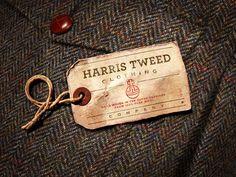 Harris Tweed Clothing | BUCKTROUT