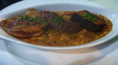 A Taste of Cassoulet at Bistro Wagon Rouge