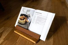 Diy Wood Projects, Wood Crafts, Woodworking Projects, Diy Crafts, Cook Book Stand, Shrimp Grits, Shadow Box, Easy Diy, Diy Ideas