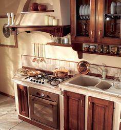 Piastrelle in pietra zappalorto cucine