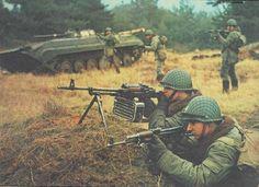 Eastern Bloc militaries : Photo