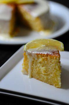 Eggless Vanilla Cake Recipe - Eggless Sponge Cake Recipe