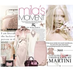 """""""Pretty in pink"""" by lisamichele-cdxci on Polyvore"""