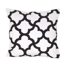 Moroccan Tile Cushion by The French Bedroom Company