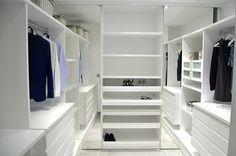 Fotos de vestidores de estilo moderno : vestidor | homify