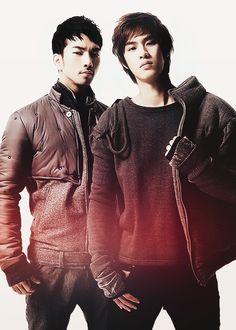 G.O. & Seungho...MBLAQ