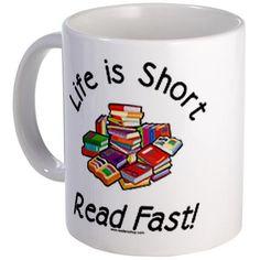 Read fast.