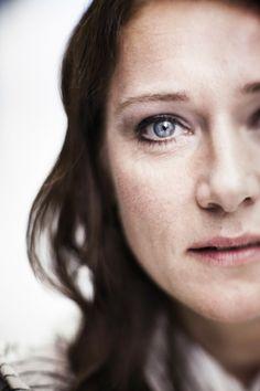 Lovely Sidse Babett Knudsen. Photo © Martin Stampe