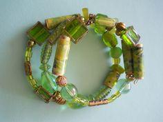 Meadows Wrapped Bracelet