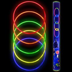 Bring glowstick necklaces from the dollar store for night activities to avoid having to buy glowing paraphernalia.