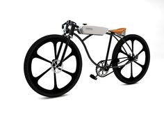 imperialcycles : Custom motorized bicycle rolling chassis