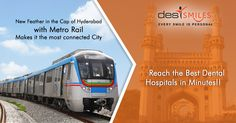 Hyderabad Metro Rail launched on Nov 28, will make transit faster and convenient for the netizens of Hyderabad.