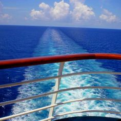 Carnival cruise. This is what I think our view will look like.