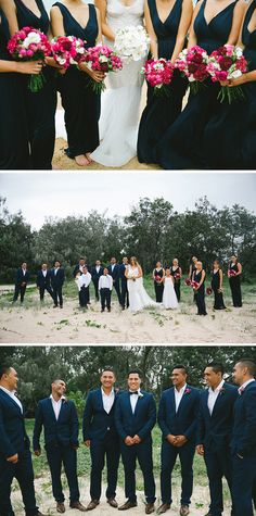 Bridal Party Outfit Ideas | Kait Photography