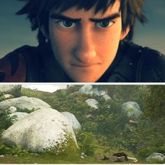"""Hiccup - """" my face in five years had me like """""""