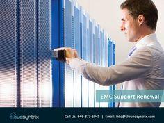 EMC Support Renewal