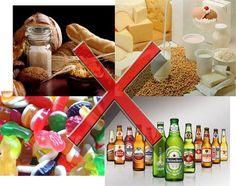 Alimentos Proibidos no Pós Cirúrgico.