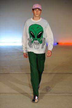 Gosha Rubchinskiy Spring 2015 Menswear Fashion Show