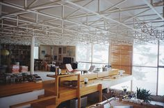 Finnish textile designer vuokko nurmesniemi's home photographed byKaarle Hurtig