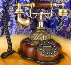 Amazon.com: Antique Telephone-idyllic style MS-5200A: Electronics