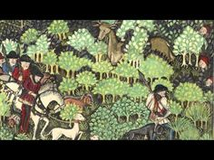 Chivalry in the Middle Ages - Chivalric customs arose from the medieval knight's code of conduct, and were gradually adopted by aristocrats and society as a whole. This video traces some of the surprising early applications of chivalry through medieval illuminated manuscripts.