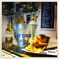 Corona + chips?