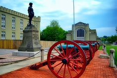 Virginia Military Institute, Lexington, VA  If you are ever able to get there, BEST unit study on the civil war!
