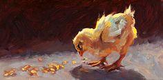 """""""Easy Pickings"""" by artist Cheri Christensen"""