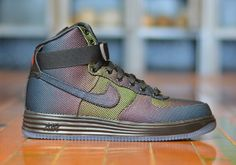 "Nike Lunar Force 1 High ""Graphic Pack"" – University Red"