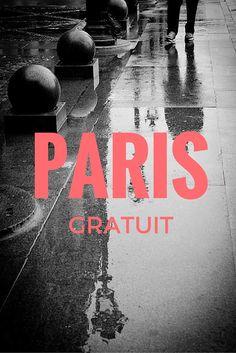 Un itinéraire original pour découvrir Paris hors des sentiers battus.