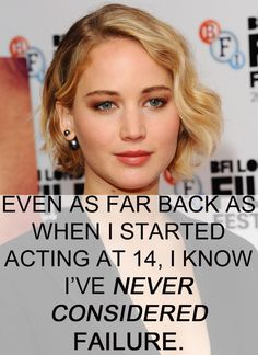 When she showed herself to be fiercely determined.   22 Times Jennifer Lawrence Was The Badass Woman You Aspire To Be