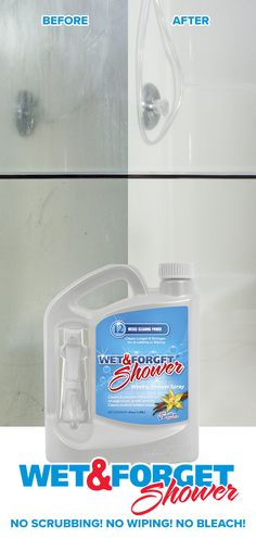 Best Rated Tub And Shower Cleaner Household Cleaning Tips, Cleaning Checklist, House Cleaning Tips, Diy Cleaning Products, Cleaning Solutions, Spring Cleaning, Cleaning Hacks, Cleaning Supplies, Casa Clean