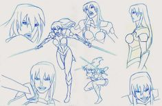 Character Poses, Female Character Design, Character Design References, Character Concept, Lauren Montgomery, Animation Career, Apocalypse Character, Make A Comic Book, Storyboard Artist