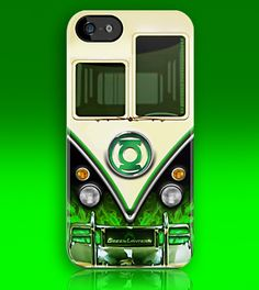 Green lantern Drag race Volkswagen VW Team iphone 5, iphone 4 4s, iPhone 3Gs, iPod Touch 4g case > MADE IN USA