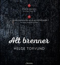 Alt brenner Movie Posters, Film Poster, Popcorn Posters, Film Posters