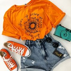 Teenage Outfits, Teen Fashion Outfits, Cute Casual Outfits, Cute Summer Outfits, Outfits For Teens, Pretty Outfits, Stylish Outfits, Beautiful Outfits, Girl Outfits