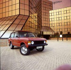 A CLASSIC CAR, 1970 RANGE ROVER