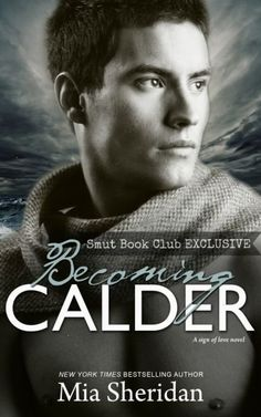 Cover Reveal: Becoming Calder by Mia Sheridan