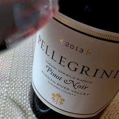 2013 Pellegrini Wine Company Pinot Noir Toboni Oakwild Ranch Russian River Valley, Sonoma County
