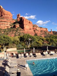 Situated in Sedona's breathtaking Boynton Canyon, Enchantment Resort takes advantage of its stunning red rock location with private, one-story adobe accommodations all with individual viewing decks and panoramic views.