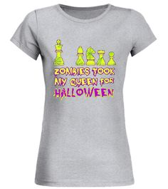 "# Funny Halloween Chess Gift Tshirt, Zombies Took my Queen .  Special Offer, not available in shops      Comes in a variety of styles and colours      Buy yours now before it is too late!      Secured payment via Visa / Mastercard / Amex / PayPal      How to place an order            Choose the model from the drop-down menu      Click on ""Buy it now""      Choose the size and the quantity      Add your delivery address and bank details      And that's it!      Tags: This hillarious chess…"