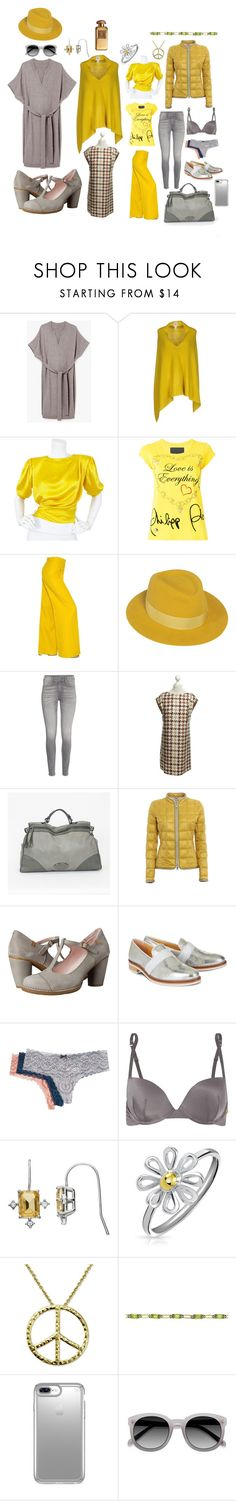 """fall getaway"" by moestesoh ❤ liked on Polyvore featuring jucca, Emanuel Ungaro, Philipp Plein, MaxMara, Maison Michel, Strenesse, Mulberry, FAY, El Naturalista and Nine to Five"