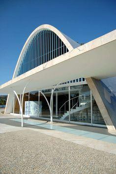 1988 laureate / Oscar Niemeyer / Church of Saint Francis of Assisi, Pampulha