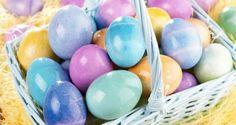 Make Natural Egg Dye | Homesessive.com