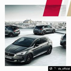 #DS3 #DS4 #DS5 #DSPerformance #Family #LoveDS #AbsolutelyDS #WeAreDS #SpiritOfAvangard #Repost @ds_official ... 4 characters brought together by a shared spirit. #DS #DSPERFORMANCELine #DSAutomobiles
