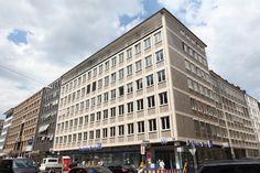 512 qm Büro-/Praxisräume am Hauptbahnhof, Herstellung nach Mieterwunsch (Objekt: Obj12674)